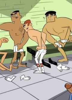 Cartoon Pornô Gay - Foto 2