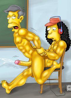 Cartoon Pornô Gay Vol.3 - Foto 1