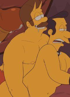 Cartoon Pornô Gay Vol.3 - Foto 4